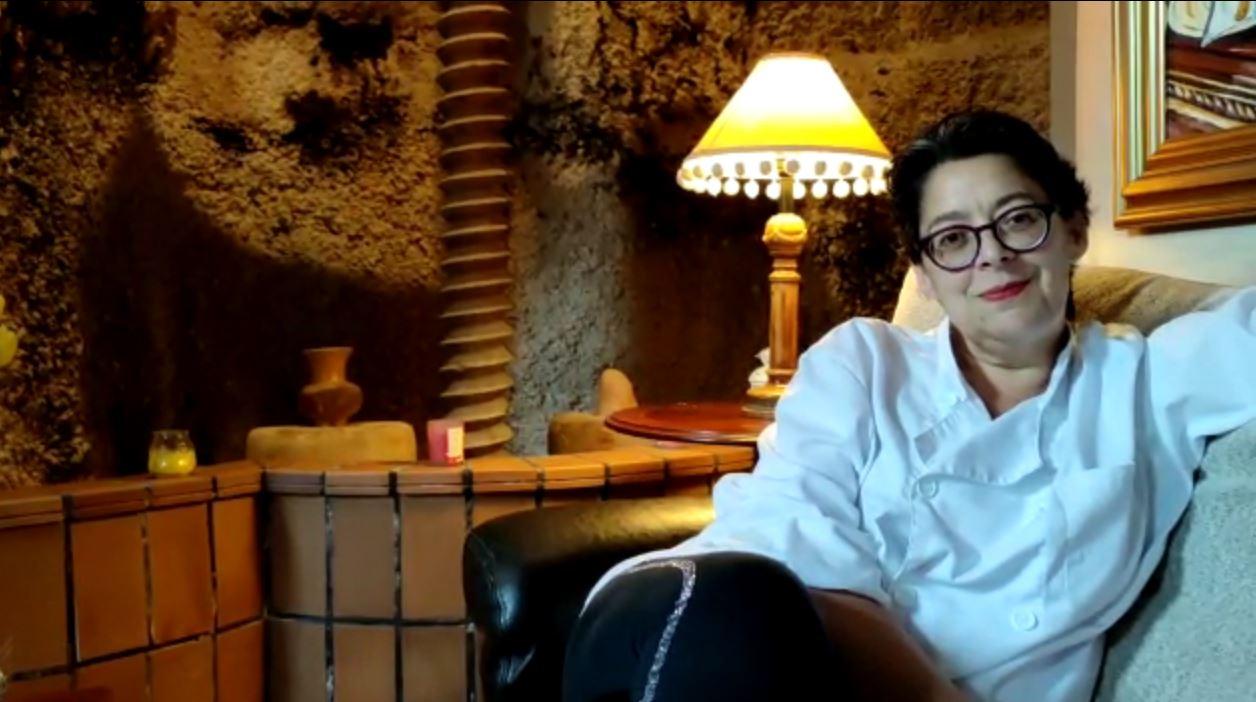 Chef Conchi Callejas Restaurante La Almazara Hotel Molí del Hereu